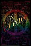Peace Cloud Trippy - Posterler