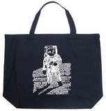 Astronaut - One Small Step… Tote Bag