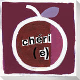 Cheri E Stretched Canvas Print