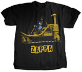 Frank Zappa - Tractor Photo T-Shirt
