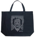 Edgar Allen Poe - The Raven Tote Bag