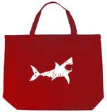 Shark - Bite Me Tote Bag