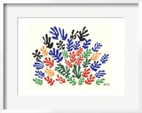 Spray of Leaves Prints by Henri Matisse