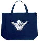 Hang Loose - Surfing Spots Tote Bag