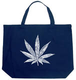 Leaf - Street Terms Tote Bag