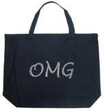 OMG - Oh My God Tote Bag
