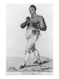 Boxing: Thomas Molineaux Prints by Richard Dighton