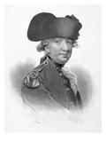 Charles Cornwallis Giclee Print by Samuel Hollyer