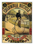 Columbia Bicycles Poster Prints