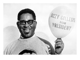 Dizzy Gillespie (1917-1993) Premium Giclee Print