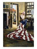 Betsy Ross (1752-1836) Prints by Elisabeth Moore Hallowell
