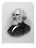 Henry Wadsworth Longfellow Giclee Print by Samuel Hollyer