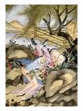 China: Art, Erotica Giclee Print