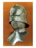 Armor: Helmet, c1480 Poster