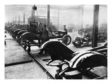 Automobile Manufacturing Print