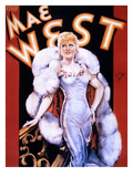 Mae West: Poster Prints