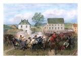 Battle of Lexington, 1775 Prints