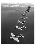 Avenger Bombers, 1943 Prints