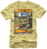 Star Wars - Wookie Rookie (Slim Fit) T-shirts
