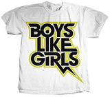 Boys Like Girls - Bolt T-shirts