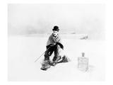 Chaplin: Gold Rush, 1925 Poster