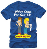 Beavis and Butthead - Papers T-Shirt