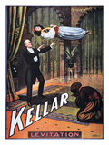 Harry Kellar: Poster, 1904 Prints