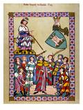 Heidelberg Lieder Print