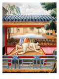 China: Art, Erotica Prints