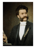 Johann Strauss (1825-1899) Prints