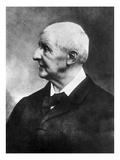 Anton Bruckner (1824-1896) Poster
