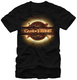 Game of Thrones - Opening Lights Shirts