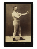 John L Sullivan (1858-1918) Giclee Print