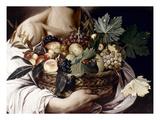 Caravaggio: Fruit Posters by  Caravaggio
