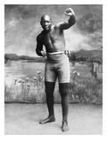 Jack Johnson (1878-1946) Poster