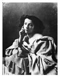 Sarah Bernhardt Prints by  Nadar