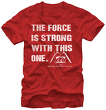 Star Wars - Strong Force (Slim Fit) T-Shirt