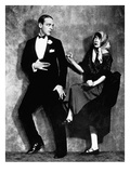 Fred Astaire (1899-1987) Giclee Print by Nickolas Murray