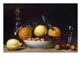 Peale: Dessert, 1814 Giclee Print by Raphaelle Peale
