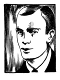 Sergei Prokofiev (1891-1953) Giclee Print by Samuel Nisenson