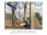 Liberty Bell, 1776 Posters by  Currier & Ives