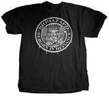 Biohazard - Defiance Eagle T-shirts