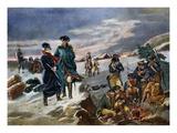 Washington: Valley Forge Prints