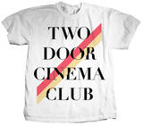 Two Door Cinema Club - Stripe T-Shirt