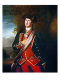 George Washington Giclee Print by Charles Willson Peale