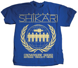 Enter Shikari - Crowdsurf Squad T-shirts