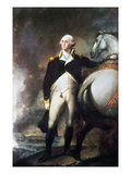 George Washington Print by Gilbert Stuart