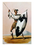 Shaka Zulu (c1787-1828) Posters