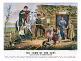 Folk Tradition, 1870 Giclee Print by  Currier &amp; Ives