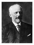 Peter Ilich Tchaikovsky Prints